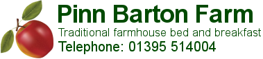 Pinn Barton Farm Bed and Breakfast